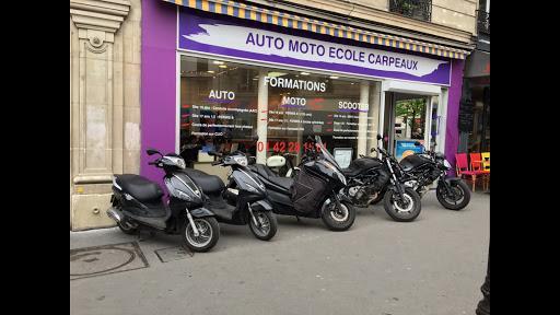 Auto-Moto École Carpeaux