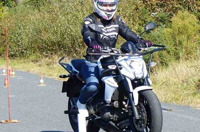 Quelle moto pour permis à ?